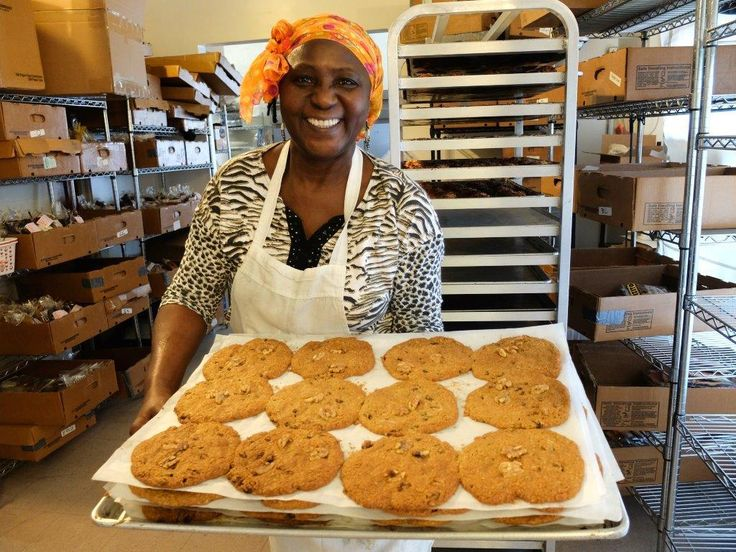 Kizito Cookies · Louisville Bakery (With images) Best