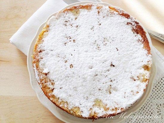 torta di mele valdostana