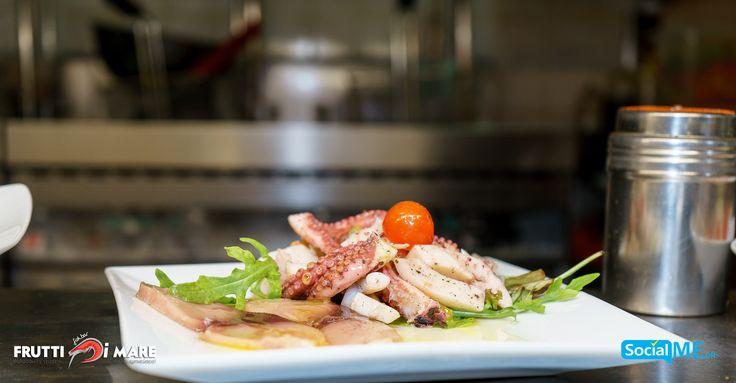 Χταποδάκι κανείς ;;#FruttiDiMare #SeaFood #Restaurant #Thessaloniki