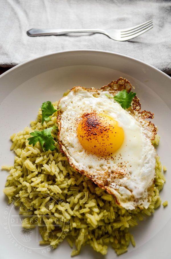 Green Rice – Arroz Verde   diversivore