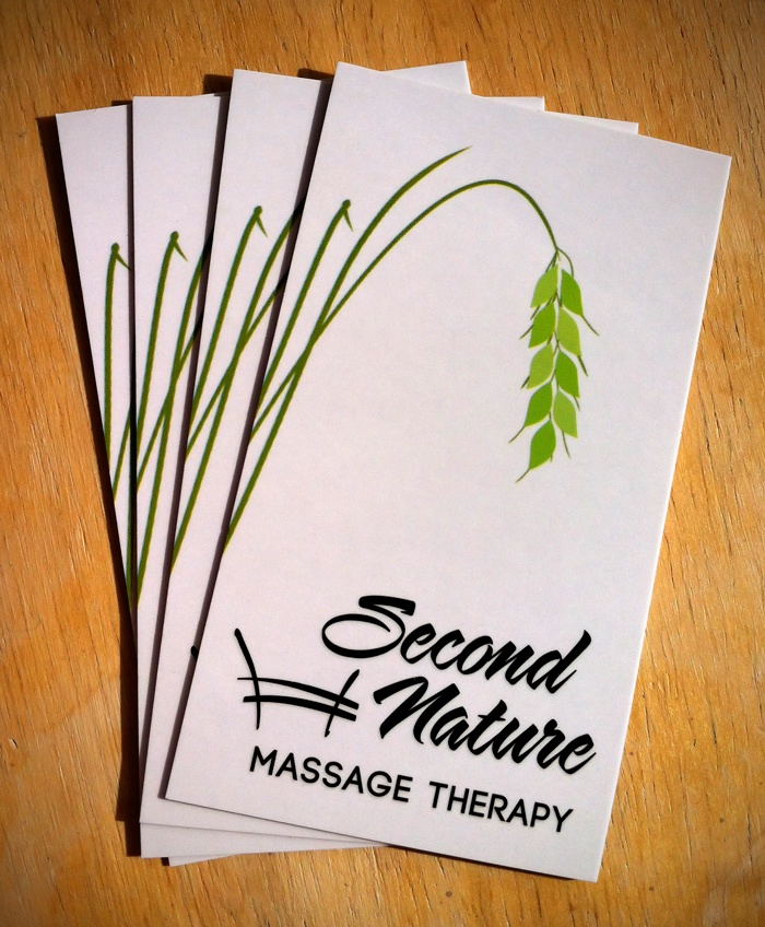 48 best Business Cards: Massage Therapy images on Pinterest | Card ...