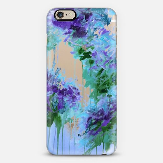 """Whispered Song 6"" by Artist Julia Di Sano, Ebi Emporium @casetify Floral Abstract Flowers Tropical Paradise Nature Girly Wedding Green Purple Lavender Lilac Periwinkle Blue Colorful Chic Modern Abstract Painting Minimalist Transparent iPhone Tech Device Case #iPhone #iPhoneCase #Transparent #floral #flowers #abstract #painting #purple #lavender #green #periwinkle #wedding #colorful #minimal #tech #case #phonecase #Samsung #iPhone5 #iPhone6 #iPhone6Plus #Casetify Get $10 off using code…"