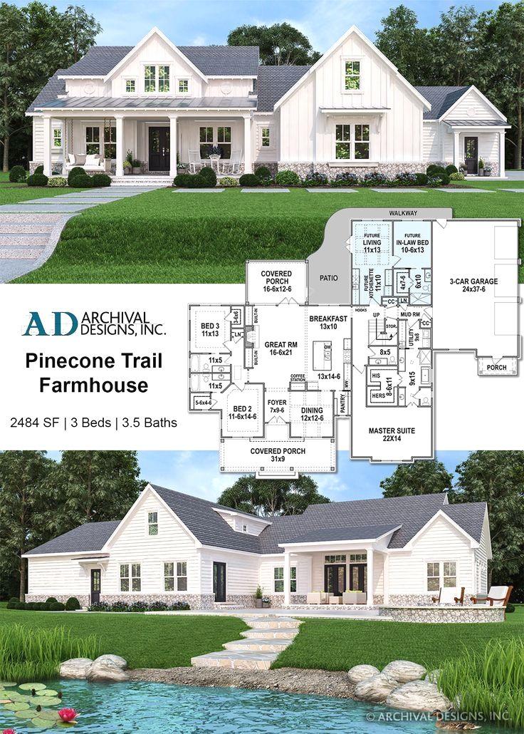 43++ Minimalist farmhouse plans most popular