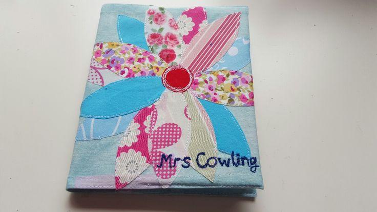 Diary cover for Teacher