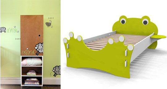 Frog bed    hahahhaahhahaha