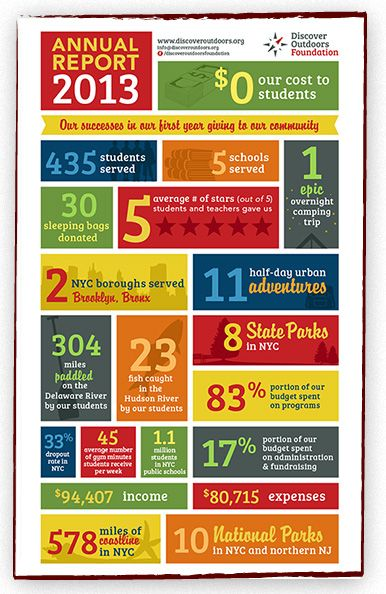 46 best Nonprofit Annual Report Infographics images on Pinterest - financial report templates