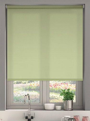 Valencia Soft Green Roller Blind. Best 25  Green roller blinds ideas on Pinterest   Roller blinds