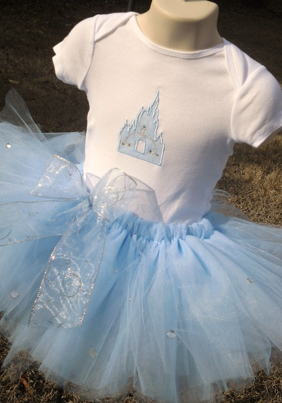 Princess Castle or Minnie Mouse custom by LollysSewingRoom on Etsy, $45.00