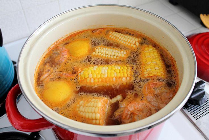 Cajun Shrimp Boil | seafood | Pinterest