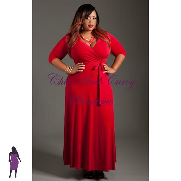 1000  images about red dresses on Pinterest  Plus size dresses ...
