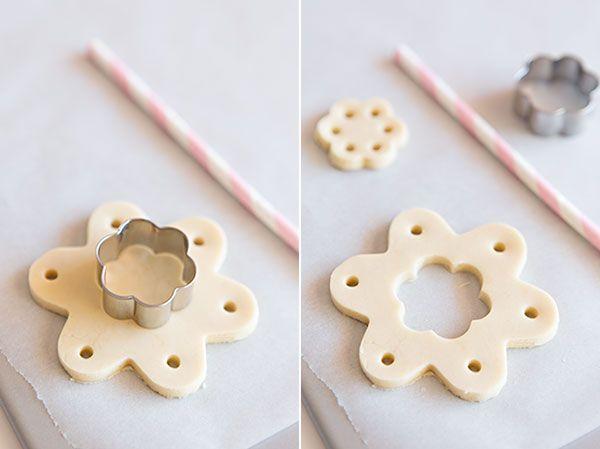 Como hacer galletas de encaje