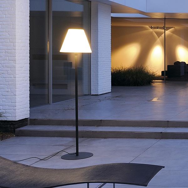 Perfect Eine energiesparende Au enstehleuchte f r eine individuelle Beleuchtung