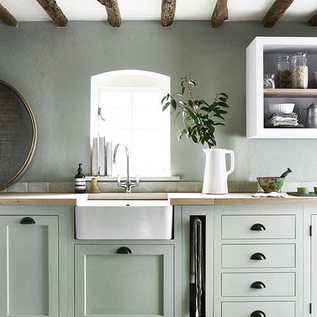 Sage Green Country Kitchen: Best 25+ Sage Kitchen Ideas On Pinterest