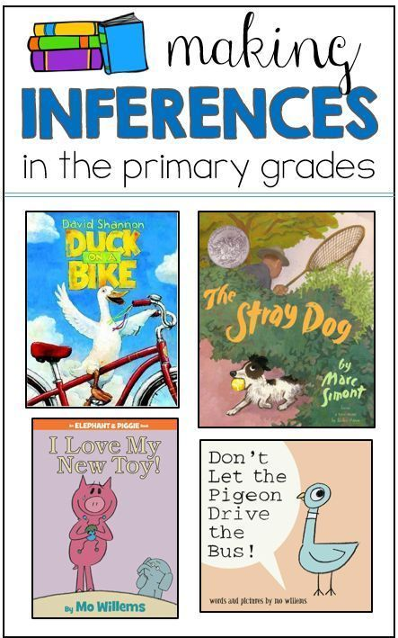 Making Inferences in 1st and 2nd grade: books, lessons, and freebies to helps students with this tricky skill!  - repinned by @PediaStaff – Please Visit  ht.ly/63sNt for all our pediatric therapy pins