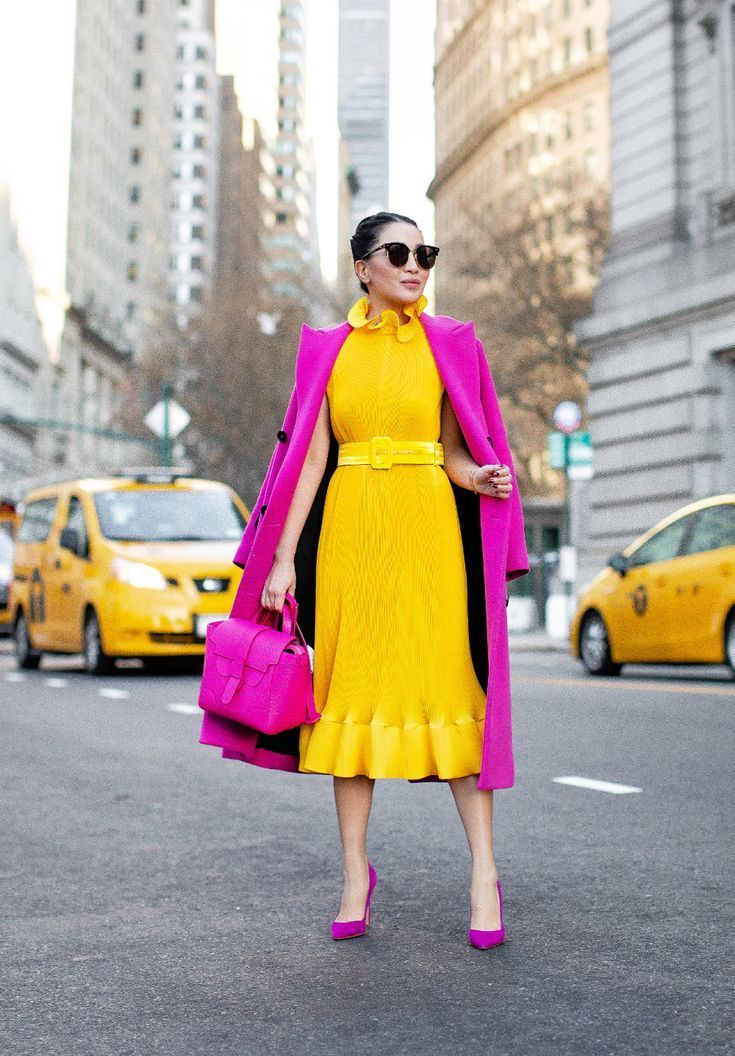 Happy Black Friday Best Of Sales Promo Codes Wendy S Lookbook In 2020 Colorful Fashion Color Blocking Outfits Yellow Dress Shoes