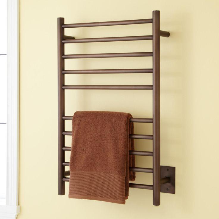 Best Modern Towel Warmers Ideas On Pinterest Contemporary - Oil rubbed bronze towel bars for bathrooms for bathroom decor ideas