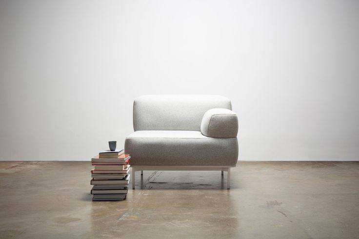 Softscape Armchair by Helen Kontouris. Available from Stylecraft.com.au