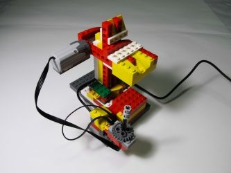 Create Лего Wedo