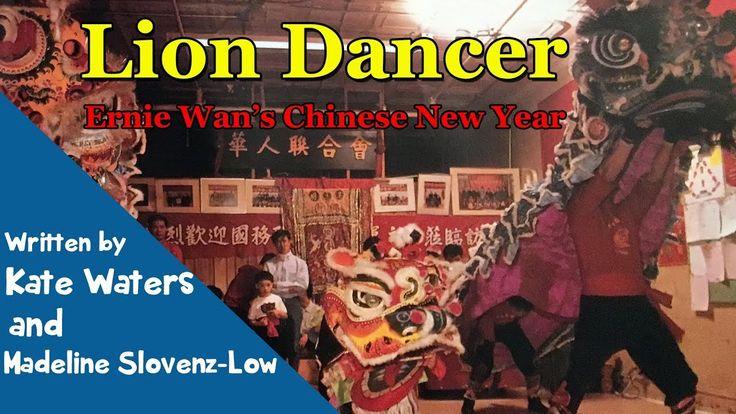 Lion Dancer: Ernie Wan's Chinese New Year - Children's Book - YouTube