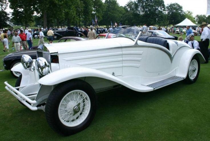 1930 Isotta Fraschini Tipo 8A Flying Star