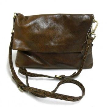 Silvio Tossi Edeltasche Handtasche aus weichem Lammleder