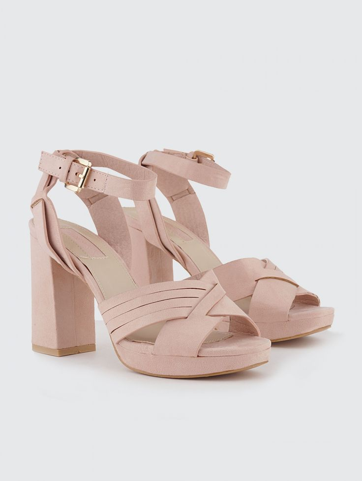 SUEDE ΠΕΔΙΛΑ EL/75 - The Fashion Project - Γυναικεία παπούτσια, ρούχα, αξεσουάρ