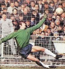 Pat Jennings, Northern Ireland (Watford, Tottenham Hotspur, Arsenal, Everton, Northern Ireland)