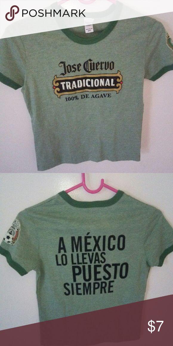 Jose Cuervo,shirt,womens Women's Jose Cuervo,promo shirt,nice design,size S Jose Cuervo Tops Tees - Short Sleeve