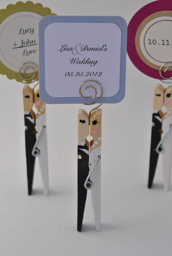 140 Wedding Favorsto add the perfect personal by PinnedTogether, $280.00