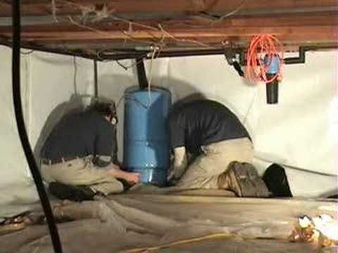 13 best crawlspace encapsulation images on pinterest crawl space how to install a crawlspace liner need liner call americover at 800 747 solutioingenieria Images