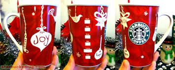 Starbucks Christmas Mugs - Google Search
