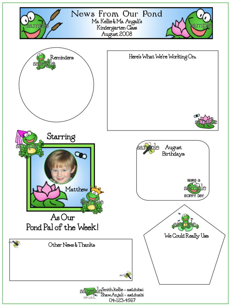 Classroom Organisation Ideas Uk ~ The best preschool newsletter ideas on pinterest