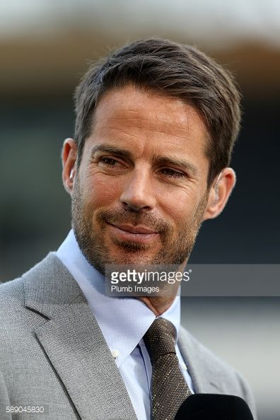 News Photo : Jamie Redknapp at the KC Stadium ahead of the...