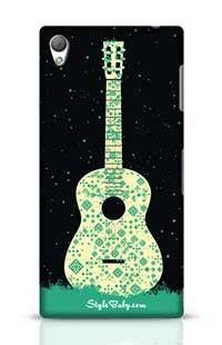Guitar Sony Xperia Z3 Phone Case