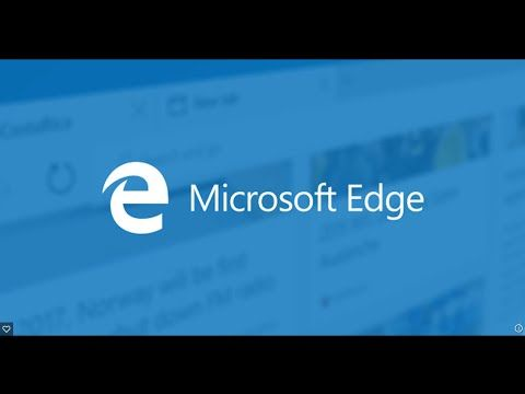 Microsoft Edge - How to install Adblock Plus Extension