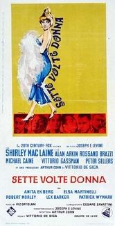 Sette volte donna [1967]