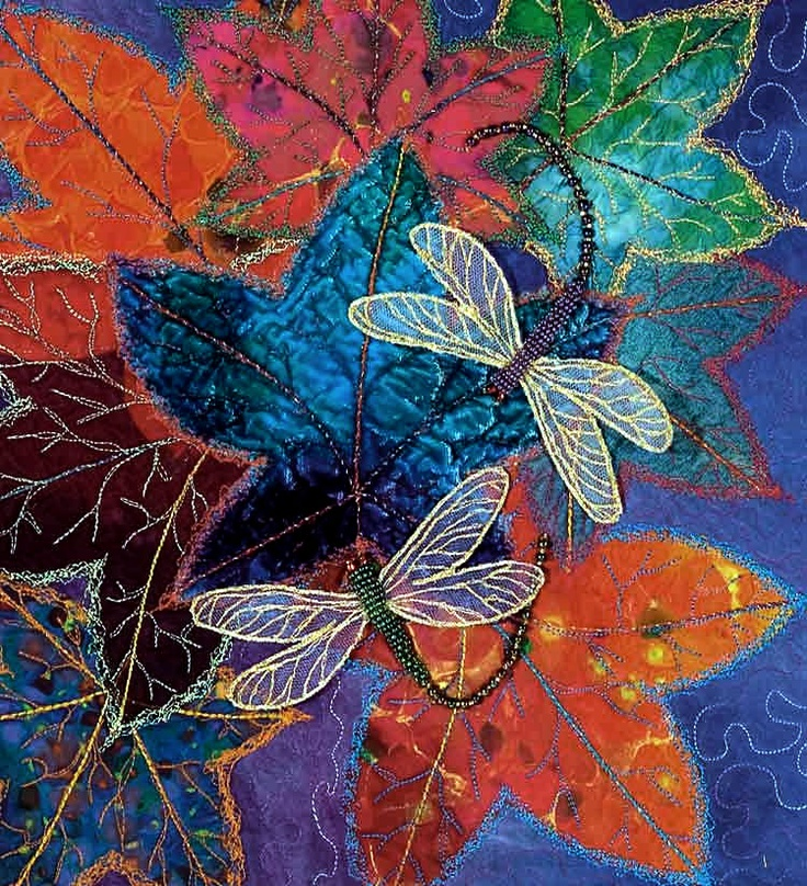 Beaded Dragonflies, Bead Creative