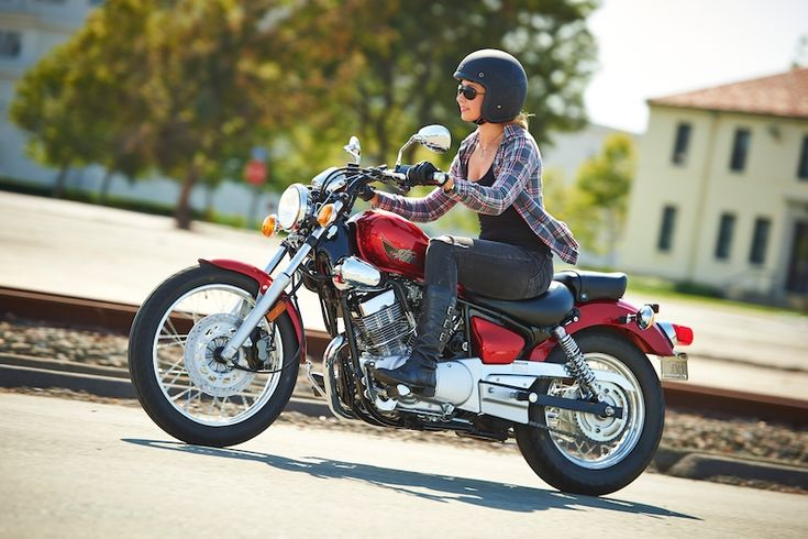 Top 10 Motorcycles for Women Star V Star 250