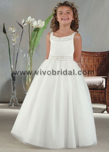 Vivo Bridal - Flower Girl DressE-0005