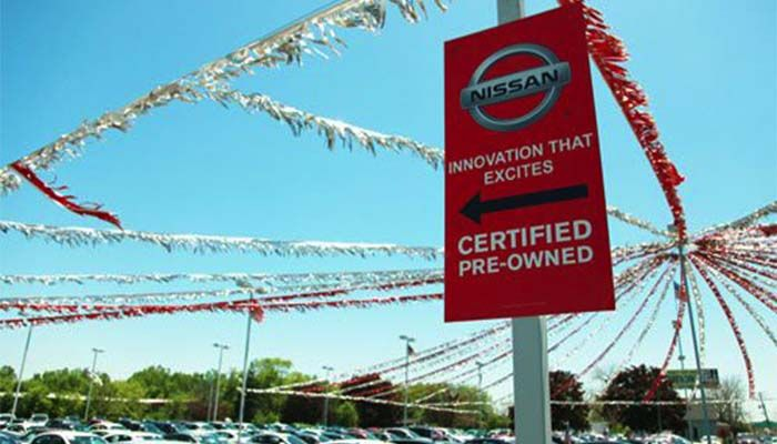 Have you heard about the benefits of purchasing a certified pre-owned car or SUV from our #Nissan dealership in South Holland, IL? 🚘 There are a lot of great options for sale now at 94 Nissan, all of which you'll find at an affordable price.