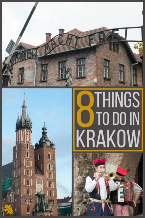 8 Things To Do In Krakow   Thinking of visiting Krakow, check out some of the things to do in the Polish city!   Submerged Oaks