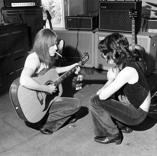 Humble Pie rehearsing at the Whiskey A-Go-Go, c. 1969 © Humble Pie Fan Club