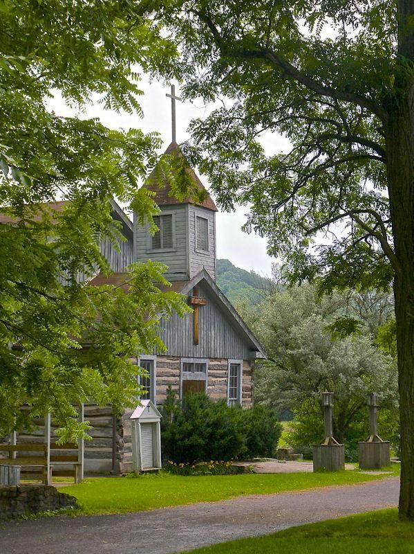 Christ Church in Old Bedford Village - Bedford, Pennsylvania