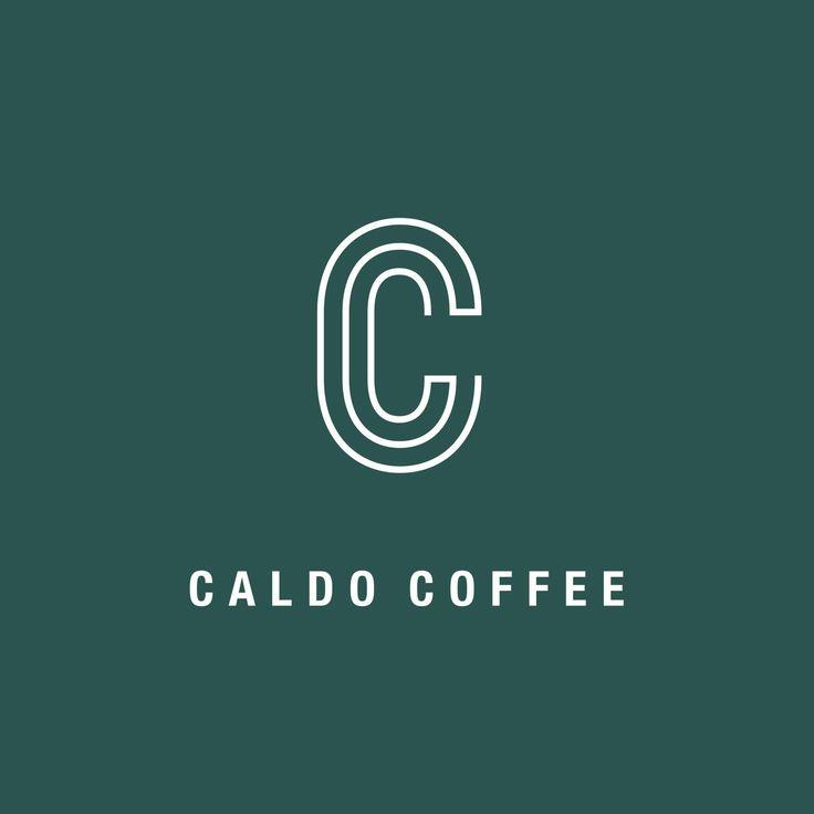 Caldo Coffee by 25ah, Sweden. #logo #branding