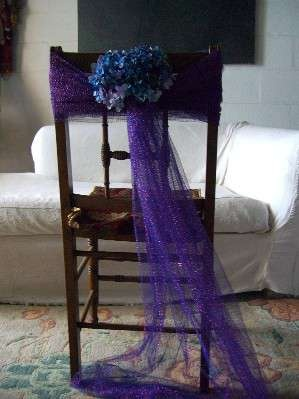 17 Best Images About Chair Sashes On Pinterest Diy Chair