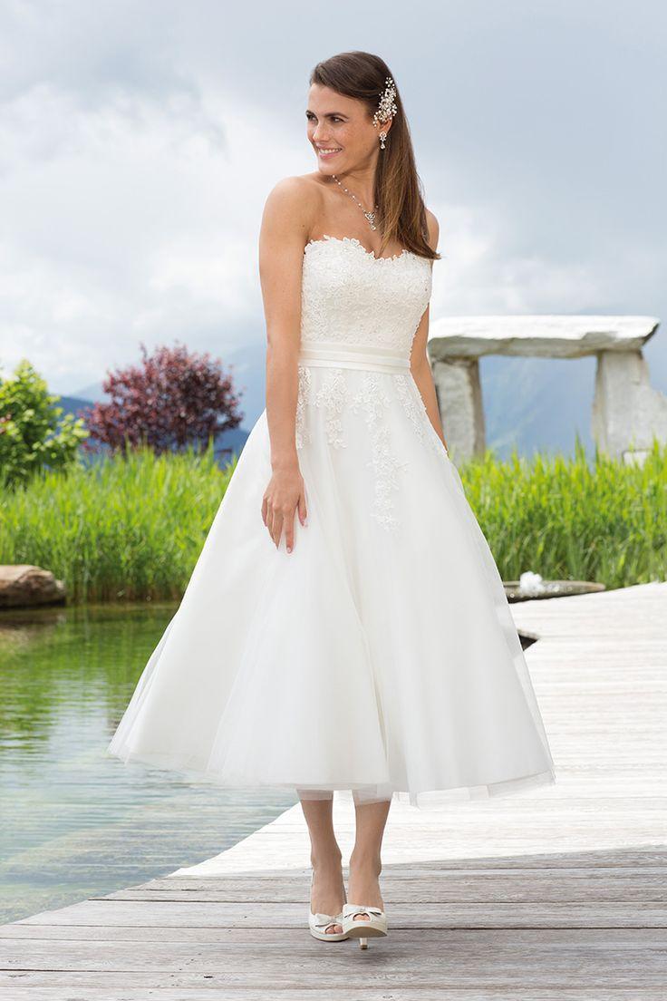 31 besten Kleider Bilder auf Pinterest | Brautkleid standesamt ...
