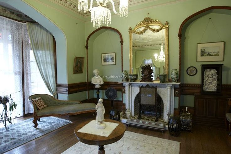 Larnach Castle - Fireplace in the castle  #newzealand #dunedin #southisland #larnach #castle #discover #thingstodo #fun #travel #traveltherenext
