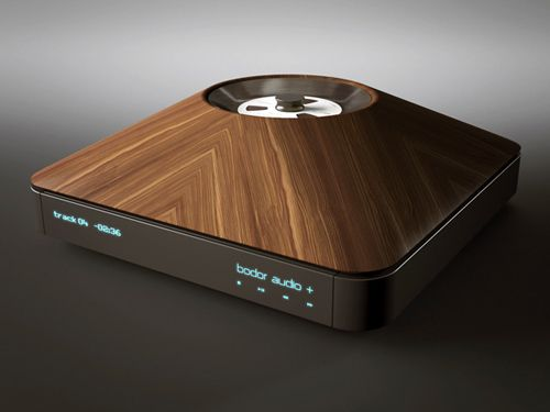 Bodor CD Player  Product Design #productdesign