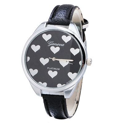 Fashion Geneva Watch Women Elegant