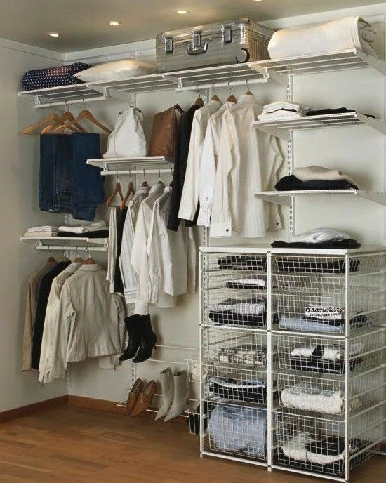 Architects' Favorite Closet Systems, Elfa, Remodelista